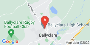 Google static map for Samuel Irvine, Ballyclare