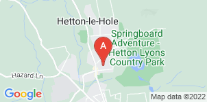 Google static map for Gibson & Wood Funeral Directors