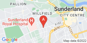 Google static map for Alan Duckworth's Funeral Directors, Chester Rd