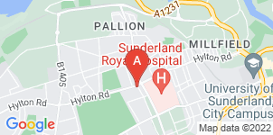 Google static map for Ashbrooke Funeral Directors