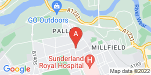 Google static map for Manor House Funeral Services Ltd, St. Lukes House