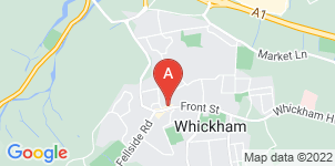 Google static map for Martin Rankin Funeral Directors Ltd