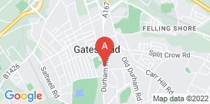 Google static map for Ayton Funeral Service