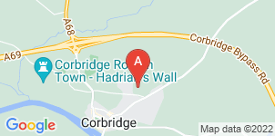 Google static map for Valley Funeral Service, Corbridge