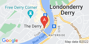 Google static map for Adir & Neely, Foyle Road