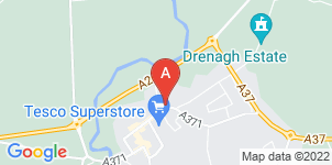 Google static map for O'Briens Of Limavady Funeral Directors