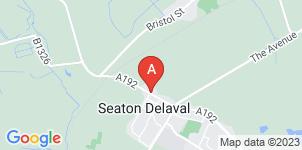 Google static map for Melrose & Dennis
