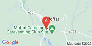 Google static map for Moffat Funeral Services