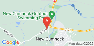 Google static map for Alexander Muir Independent Family Funeral Director, Cumnock