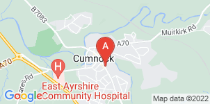 Google static map for Samuel Kerr Independent Family Funeral Directors, Cumnock