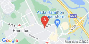 Google static map for Young's Independent Funeral Services