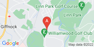 Google static map for Laird & Mcmillan Funeral Directors