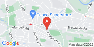 Google static map for George S Munn Funeral Directors