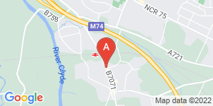 Google static map for Scotmid Funerals, Uddingston