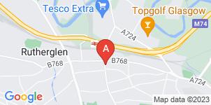 Google static map for Mitchells Funeral Directors