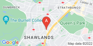 Google static map for The Co-operative Funeralcare, Shawlands