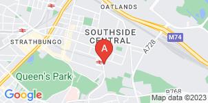 Google static map for The Co-operative Funeralcare, Crosshill