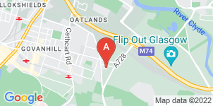 Google static map for Anderson Maguire Funeral Directors
