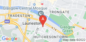 Google static map for Anderson Maguire Gorbals