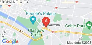 Google static map for The Co-operative Funeralcare, Bridgeton