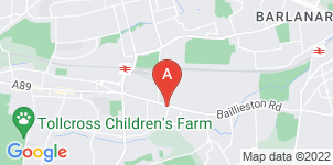 Google static map for David Robb Independent Funeral Directors - Shettleston, Glasgow