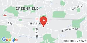 Google static map for McAllister & Considine, Shettleston Rd