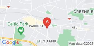 Google static map for The Co-operative Funeralcare, Parkhead