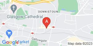 Google static map for Robert Davidson Funeral Directors