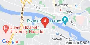Google static map for James Cockburn