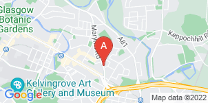 Google static map for T & R O'Brien Funeral Directors, Maryhill Road