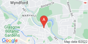 Google static map for The Co-operative Funeralcare, Maryhill