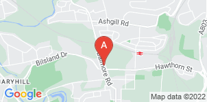 Google static map for Anderson Maguire inc Gilchrist Lynch, Possilpark