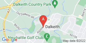 Google static map for M & F Funeral Services