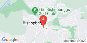 Google static map for Jonathan Harvey Funeral Directors, Bishopbriggs