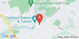 Google static map for Porteous Family Funeral Directors, Colinton