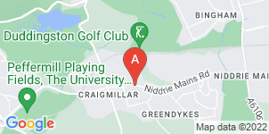 Google static map for William Purves Funeral Directors, Craigmillar