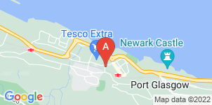 Google static map for Inverclyde Funeral Directors, Port Glasgow