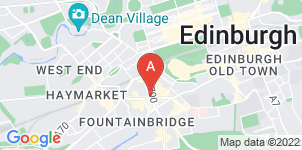 Google static map for W T Dunbar & Sons, Edinburgh