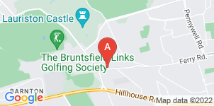 Google static map for Barclays Funeral Directors, Davidsons Mains