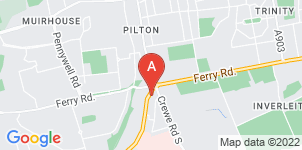 Google static map for Porteous Family Funeral Directors, Blackhall