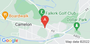 Google static map for John O'Connor Funeral Directors