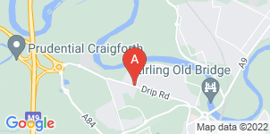 Google static map for Andrew Anderson & Sons Funeral Directors, Stirling