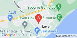 Google static map for Brunton Funeral Directors
