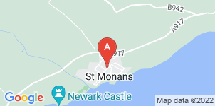 Google static map for A Stephen Funeral Directors