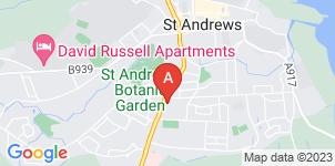 Google static map for Macgregors Funeral Directors