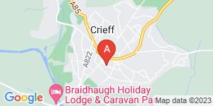 Google static map for Gaulds Funeral Directors Ltd, Crieff