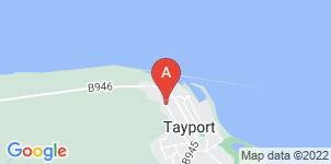 Google static map for Gibson of Tayport