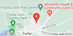 Google static map for Strathmore Funeral Directors