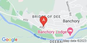 Google static map for MacIntosh & Steven Funeral Directors, Banchory
