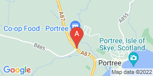 Google static map for M & D Macleod Funeral Directors, Portree